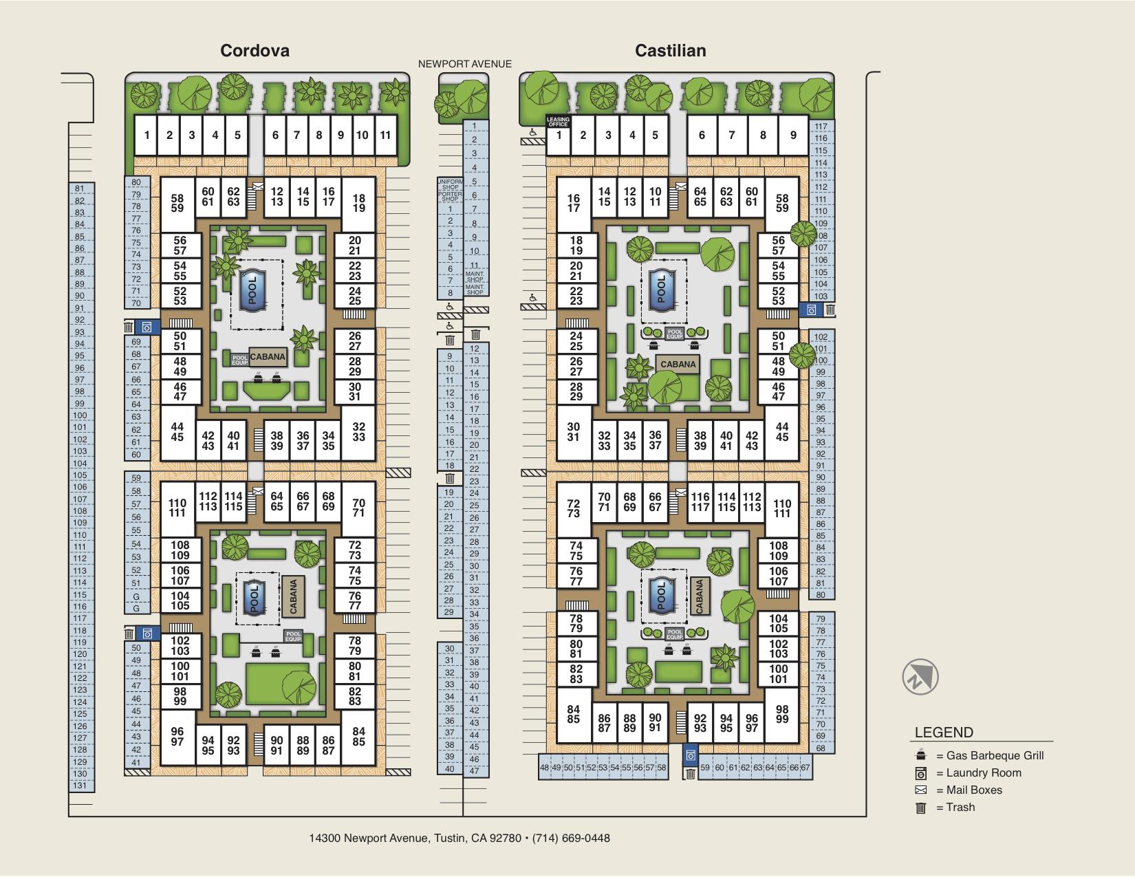 Castilian Apartments Reviews